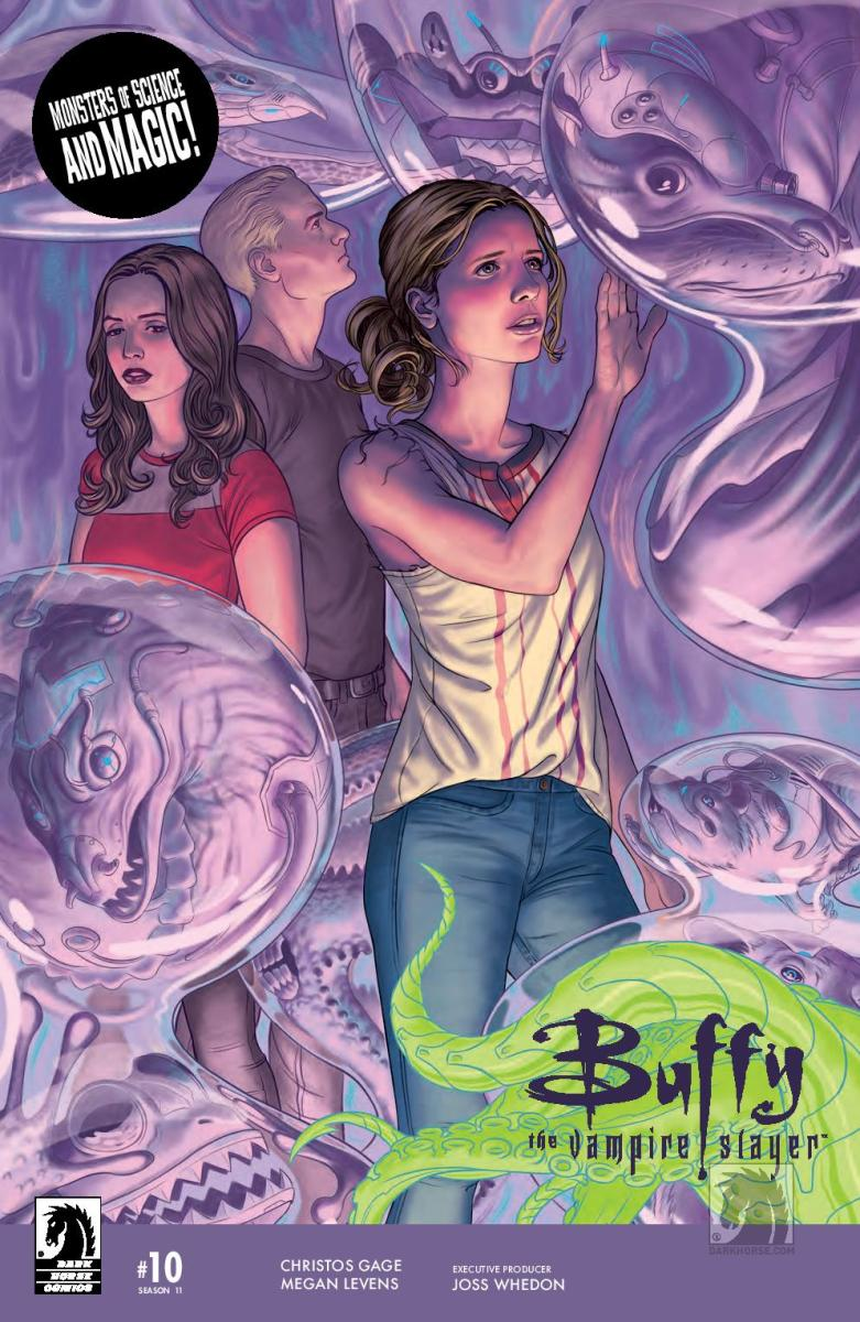 Comic Crypt: BUFFY SEASON 11 #10 Preview